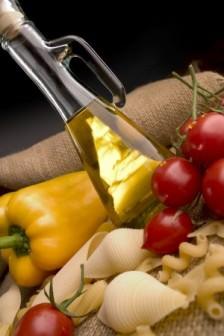 Az karbonhidrat ve Akdeniz diyeti, az yağ diyetine karşı