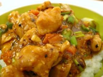 Portakal Soslu Tavuk / Hindi tarifi