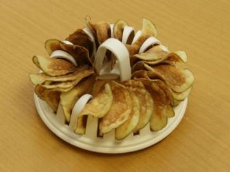 Mikrodalgada Patates Kızartıcısı