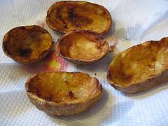 Fırında patates kabuğu tarifi(resimli anlatım)