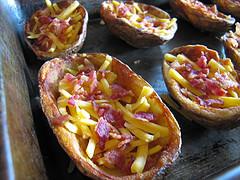 Fırında Patates Kabukları tarifi