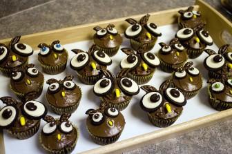 Mini pastalar (Cupcakes)