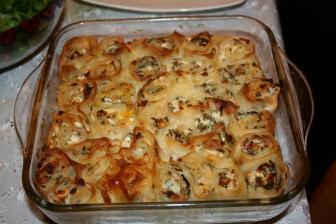 Peynirli Börek tarifi – 2