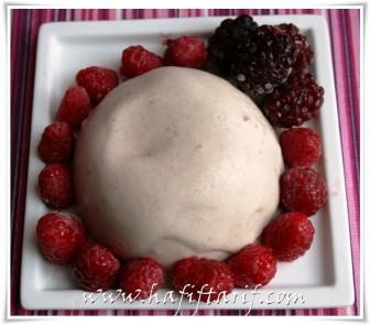 Raw Food Diet (Çiğ Besin Diyeti) ve Muzlu Dondurma tarifi