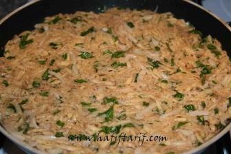 Rösti – Tavada Patates tarifi