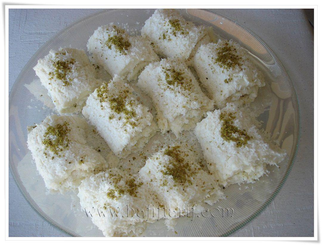Hindistan Cevizi Sütlü Muhallebi