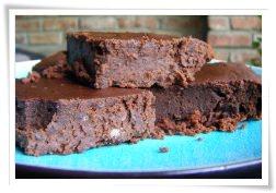 Siyah Fasulyeli Brownie tarifi