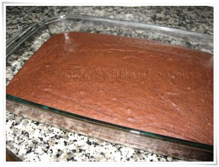 siyah meksika fasulyeli şekersiz browni