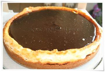 çikolatalı_cheesecake