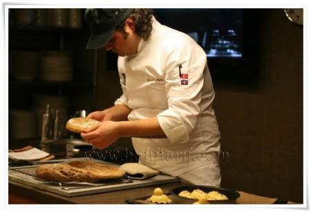 mutfak sanatları akademisi ekmek kursu