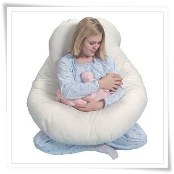 hamile ve emzirme yastığı
