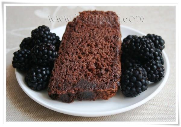 çikolatalı ıslak kek browni