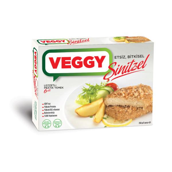 veggy vejetaryen şinitzel