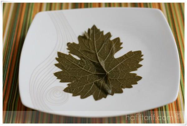 etli yaprak sarma nasıl yapılır?