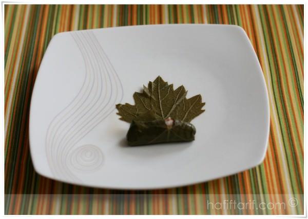 yaprak sarma nasıl yapılır?