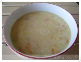 Kış Çorbası tarifi