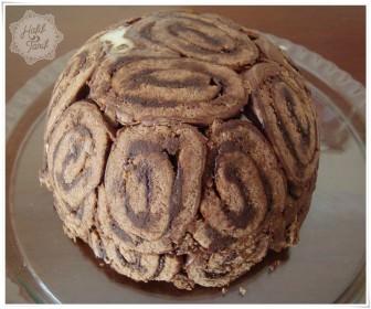 Hazır Rulo Pastadan Pasta Tarifi