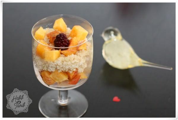 kahvaltı için quinoa tarifleri