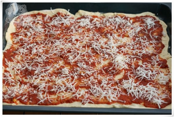 evde nasıl pizza yapılır?