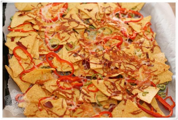 evde nachos tarifi mısır cipsi