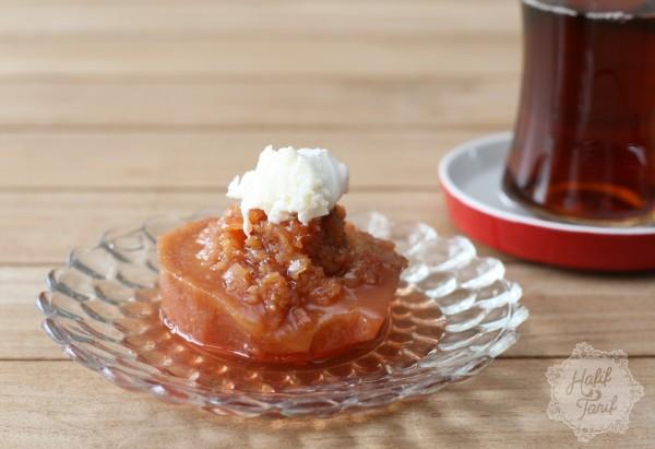 ayva tatlısı, ayva tatlısı tarifi, meyveli tatlılar