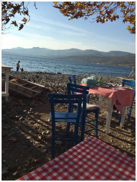Muammer Can, Assos, Sivrice köyü, Behramkale, balıkçı