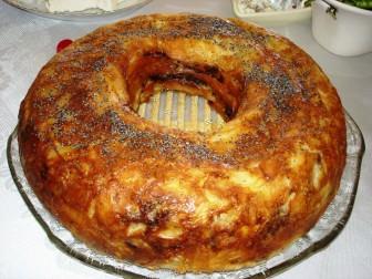 Ispanaklı / Patlıcanlı Simit Böreği tarifi