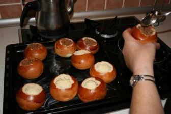 Kıymalı Top Ekmek tarifi