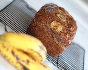 Cevizli Muzlu Ekmek (Banana Nut Bread) tarifi