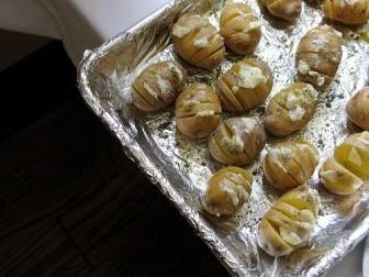Fırında Süslü Patates tarifi