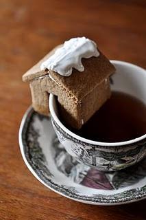 Zencefilli Çay Kurabiyeleri
