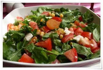 Kayısılı Roka Salatası tarifi