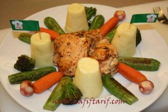 Knorr'dan yeni bir ürün: Fırında Tavuk Çeşnisi