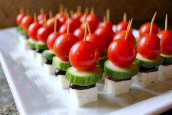 Lokmalık Salatalar