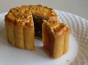 Mooncake (Ay Pastası)