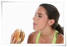 Fast food yemenin de bir adabı var