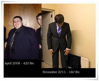 Başarı Hikayesi 12 – 189 kilodan 72 kiloya…