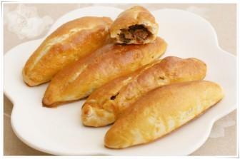 Ekmek Hamuru ile Kıymalı Mini Pide Tarifi